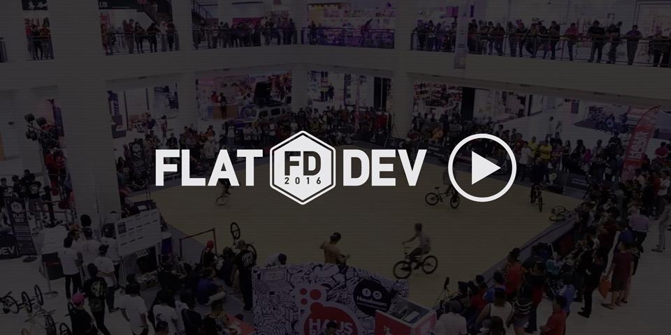 WATCH FLATDEV 2016 OFFICIAL VIDEO HIGHLIGHTS